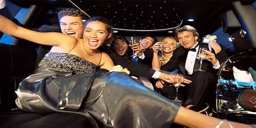 Special event limousine - Brisbane