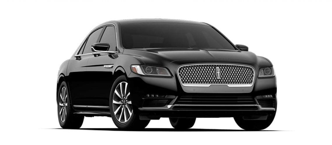 Black limousine - Brisbane